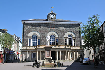 The Guildhall, Carmarthen